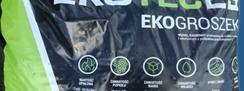 Ekogroszek Ekotec 25'- paczkowany