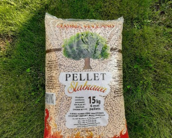 Pellet Stabrawa – 15 kg/worek