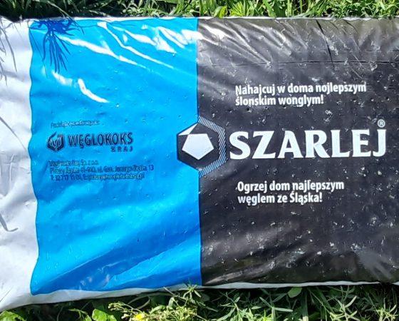 Ekogroszek Szarlej – worki 25 kg